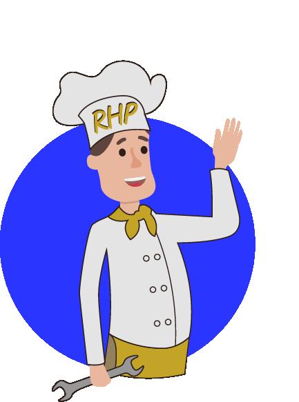 Personaje RHP