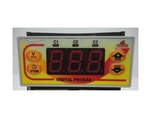 Control de temperatura Progas