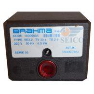 Controlador para Quemador marca Brahma